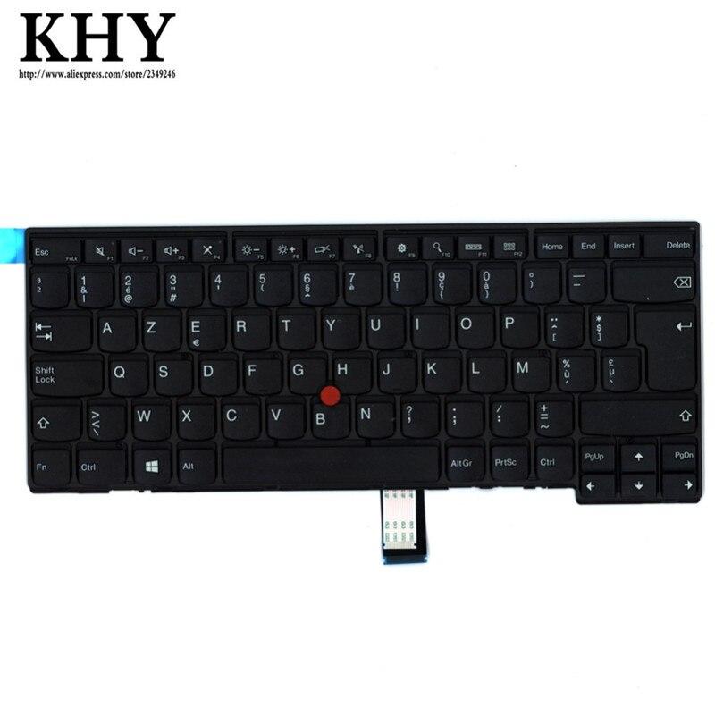 Original de ser BO teclado belga para ThinkPad L440 L450 L460 T431S T440 T440P T440S T450 T450S T460 fru 04Y0830 04Y0868 00HW882