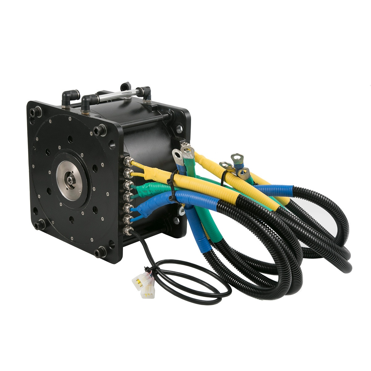 20KW brushless DC car motor, electric car conversion components, electric car motor