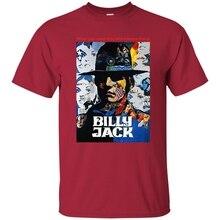 Billy Jack Vigilante Martial Arts Navajo Movie Retro 1970S Seventies Customize Tee Shirt