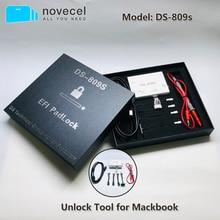 DS-809s Unlocking Tool Read Write SN for Repair Macbook iMac Air SPI ROM IC EFI BOIS PadLock DS809 Upgrade icloud Unlock Tool