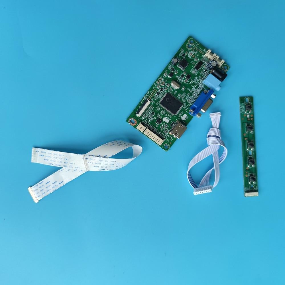 ل NV125FHM-N41 LCD EDP رصد مجلس تحكم 1920 × 1080 عدة VGA 12.5
