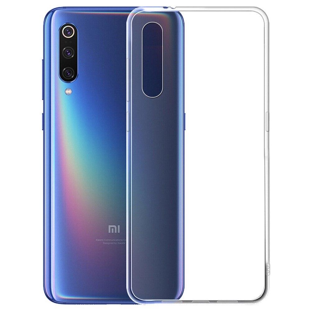 "TBOC Caso gel TPU para Xiaomi Mi 9 SE - Xiaomi Mi9SE [5.97 ""] Caso ultrafino Silicone flexível Do Telefone Móvel"