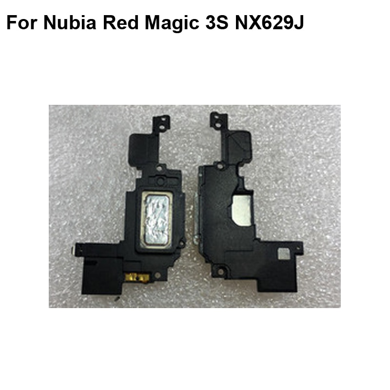 2 uds auricular receptor de altavoz para Nubia Red Magic 3 S NX629J auricular cable flexible de altavoz partes RedMagic 3 s NX 629J