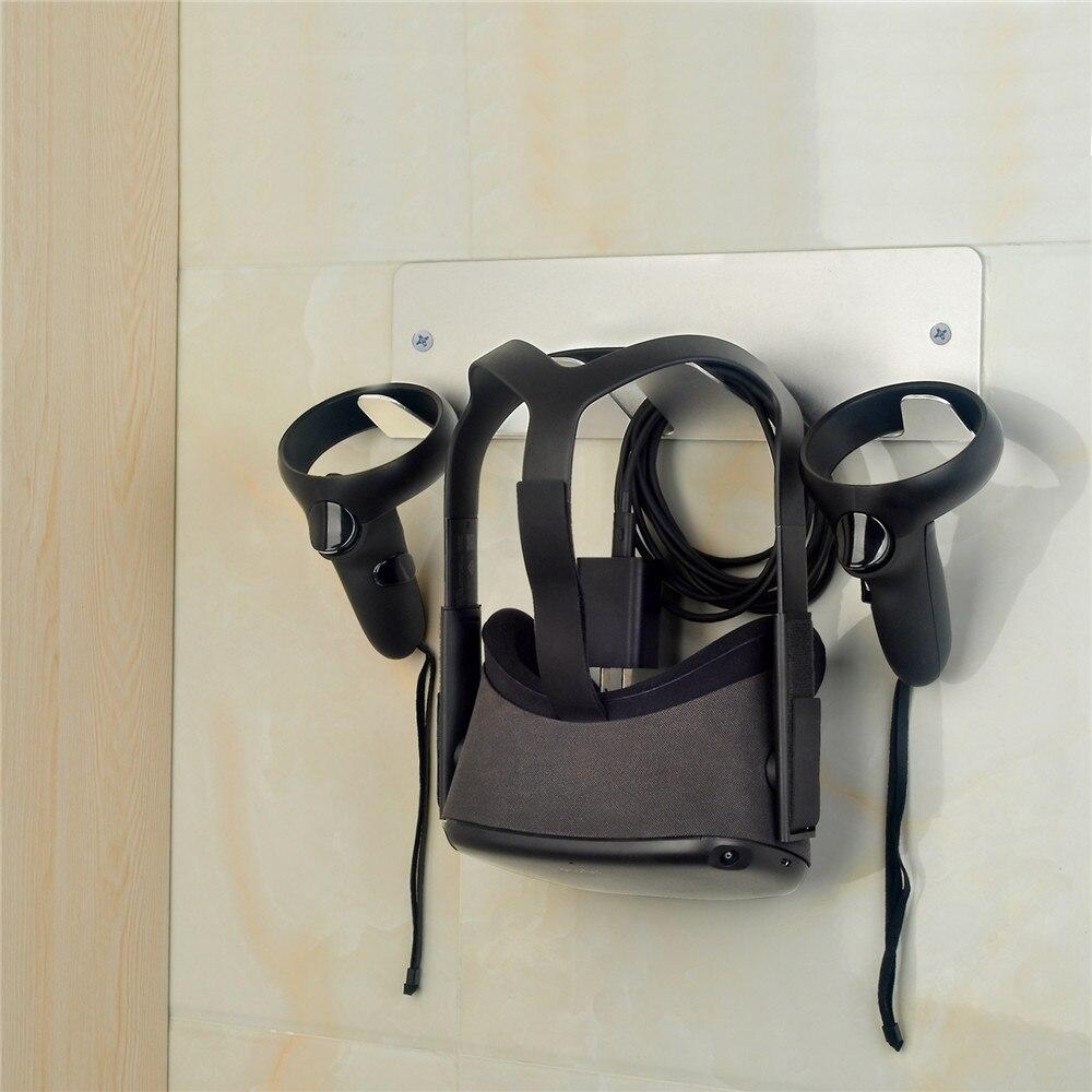 Universele VR Headset Wall Mount Houder voor Oculus Rift-S Quest HTC Vive Pro Playstation VR Klep Index Display opslag Stand