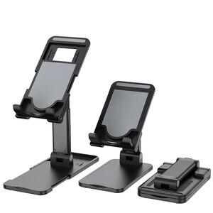 Universal Desktop Mobile Phone Holder Stand For IPhone IPad Adjustable Tablet Foldable Table Cell Phone Desk Stand Holder