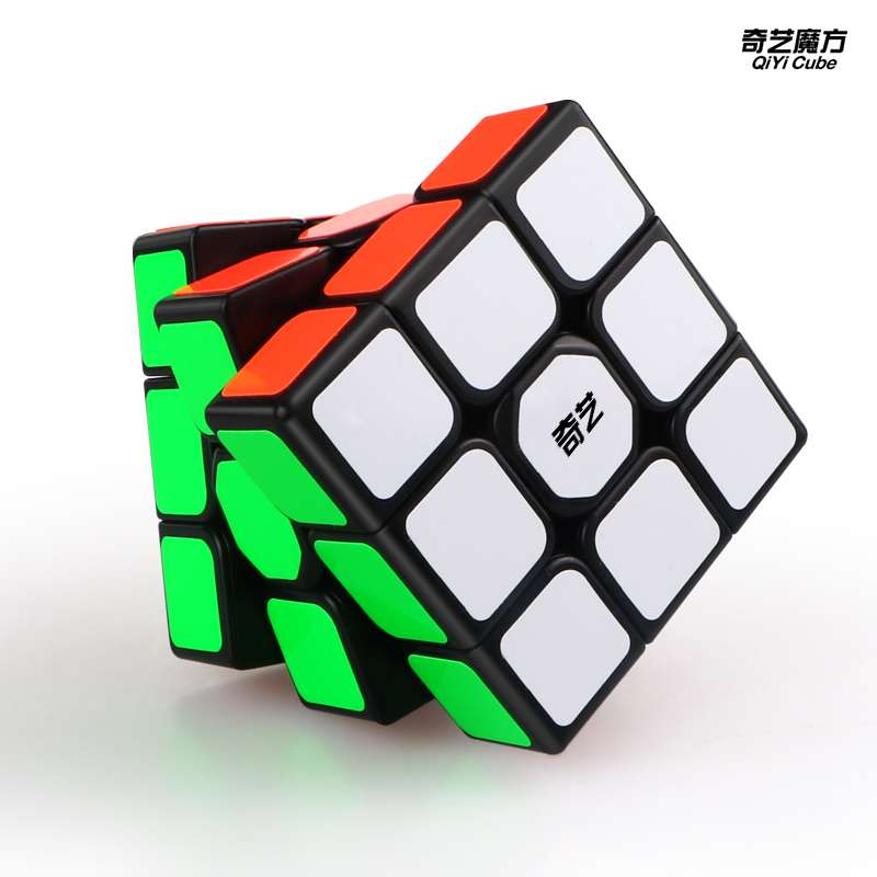 QiYi Sail W 3x3x3 Magic Cube Speed Cubes Puzzle Neo Cube 3X3 cubo magico Educational toys Professional 3X3 speed cube qiyi jelly color fun magic cube 3x3 stickerless speed cube puzzle finger toy antistress education toys for children cubo magico