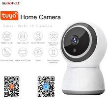 Tuya Smart Life nube inalámbrica Wifi IP Cámara 1MP/2MP seguimiento automático inteligente de humano 720P/1080P