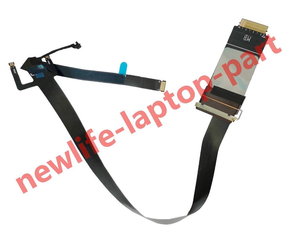 Nouveau original pour Lenovo Yoga 900S 900S-12ISK LCD LED LVDS écran câble flexible DC02001XX00 BYG42 MAKSIM EDP 40pin SVT livraison gratuite