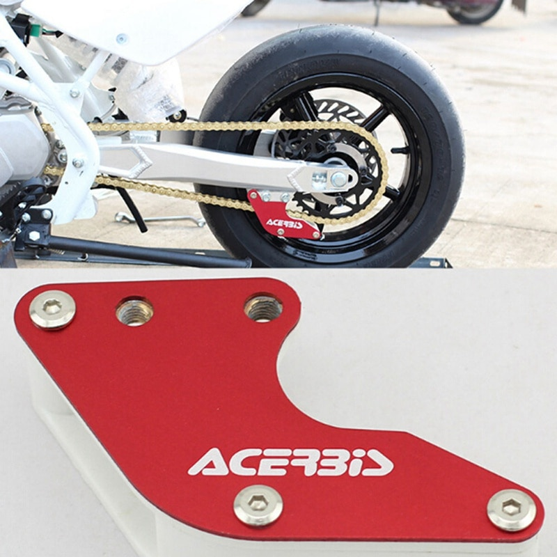 Motorcycle Off Road Chain Guard Chain Drag Dirt Bike Chain Guide Protector For Flying Eagle Motocross Modified Accessories