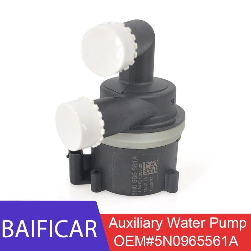 Baificar nueva bomba de agua auxiliar de alta calidad 5N0965561A 5N0965561 5N0 965 561 para V.W Golf Audi Q3 Quattro