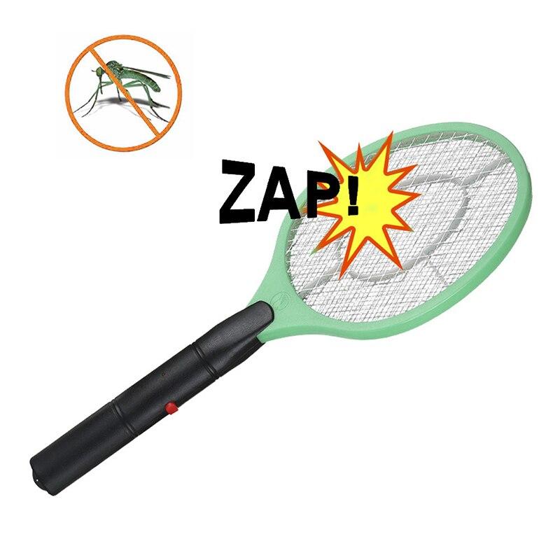 Draadloze batterij aangedreven elektrische vliegenmuggenmepper bug - Tuinbenodigdheden - Foto 5