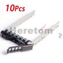 """NEUE 10Pcs 2,5 """"KG7NR/G176J/8 FKXC HDD Tray Caddy für Dell R720 R620 R520 R420 r815 R910"""