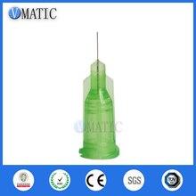 Gratis Verzending 100 Pcs Non Gesteriliseerd 34G 0.25 Afzien Spuit Naald Tip/Lijm Doseernaald Tip 1/4 inch