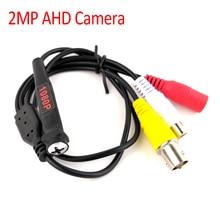 2MP HD AHD Seucrity Kamera Mini 1080P Kleine CCTV Video Überwachung Kamera für AHD DVR System