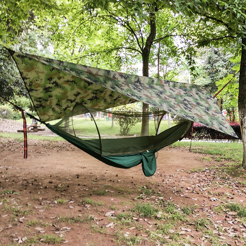 200x90x180cm camping mosquito net travel tent mosquito net camping tent net outdoor net for camping hiking backpacking Camping Hammock Lightweight Double Hammock with tent and mosquito net for Indoor,Outdoor,Hiking,Camping,Backpacking,Travel Beach