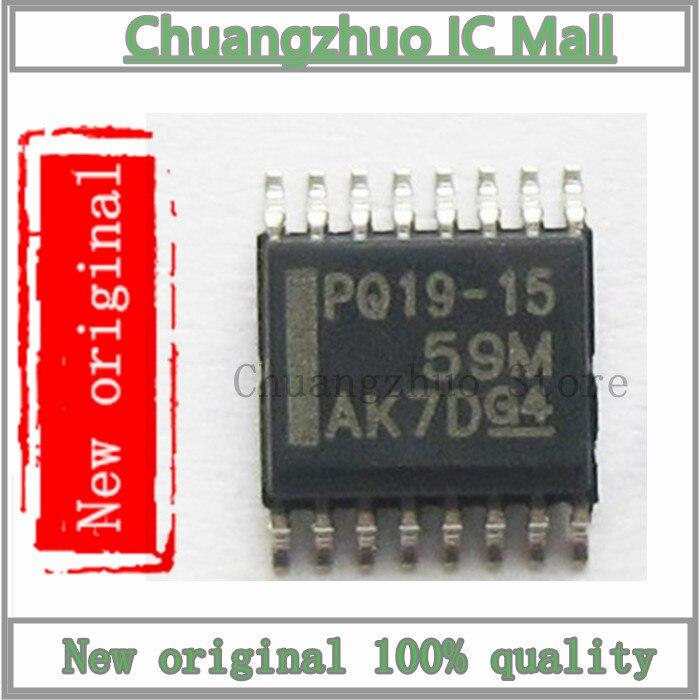 1PCS/lot New original TPD7S019-15DBQR TPD7S019 PQ19-15 SSOP-16 IC Chip