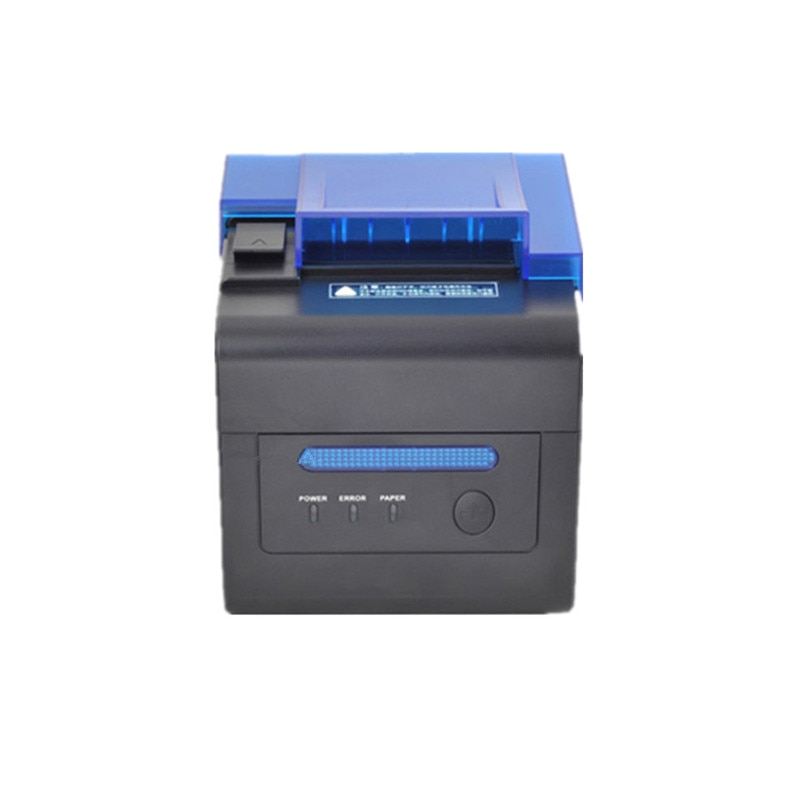 C300H Takeaway Supermarket Retail POS Cash Register 58mm / 80mm High-End Thermal Receipt Printer Automatic Paper Cutting 300mm/s