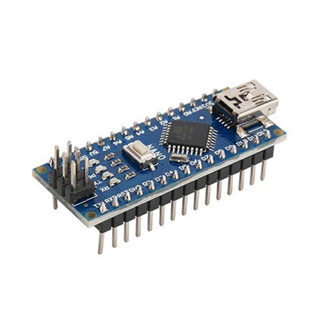 Mini USB con el cargador de arranque Compatible con Arduino Nano V3.0 controlador CH340 controlador USB 16Mhz