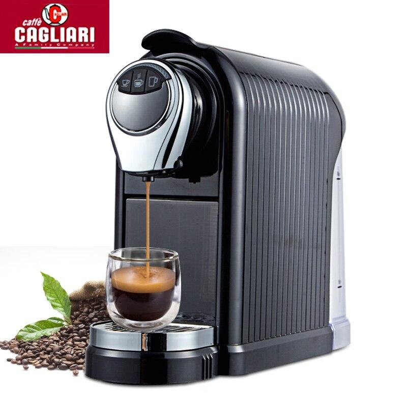 HiBREW ST 503D Эспрессо машина 19Bar система насоса Кофеварка 850 Вт кофемашины капсулы 220 50
