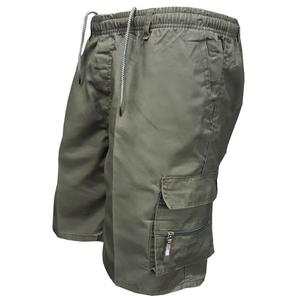 2020 Summer Men's Baggy Multi Pocket Military Cargo Shorts Male Cotton Khaki Mens Tactical Shorts Short Pants