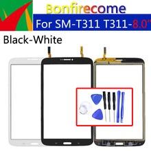 Para Samsung Galaxy Tab 3 8,0 SM-T311 T311 pantalla táctil digitalizador Sensor Panel tableta Sensor reemplazo