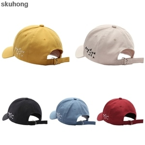 Fashion Baseball Cap For Men And Women Cotton Snapback Hat Casual Peaked Cap Unisex Outdoor Sport Hat Adjustable Gorras