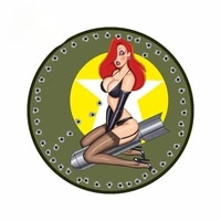13cm x 13cm for pin up girl personality creative car stickers fashion fine decal 3d waterproof custom printing decor