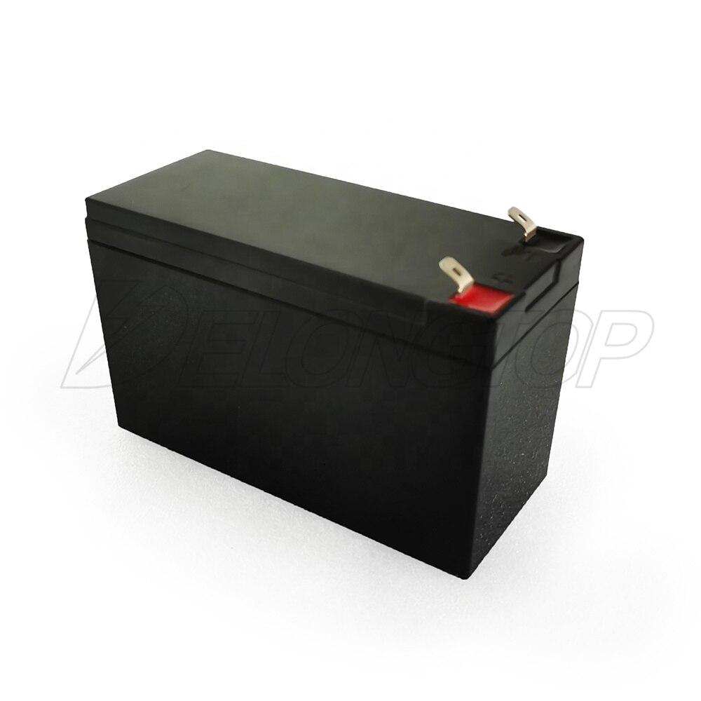 Motocicleta lifepo4 bateria de lítio-íon bateria 12v 10ah com 4S bms