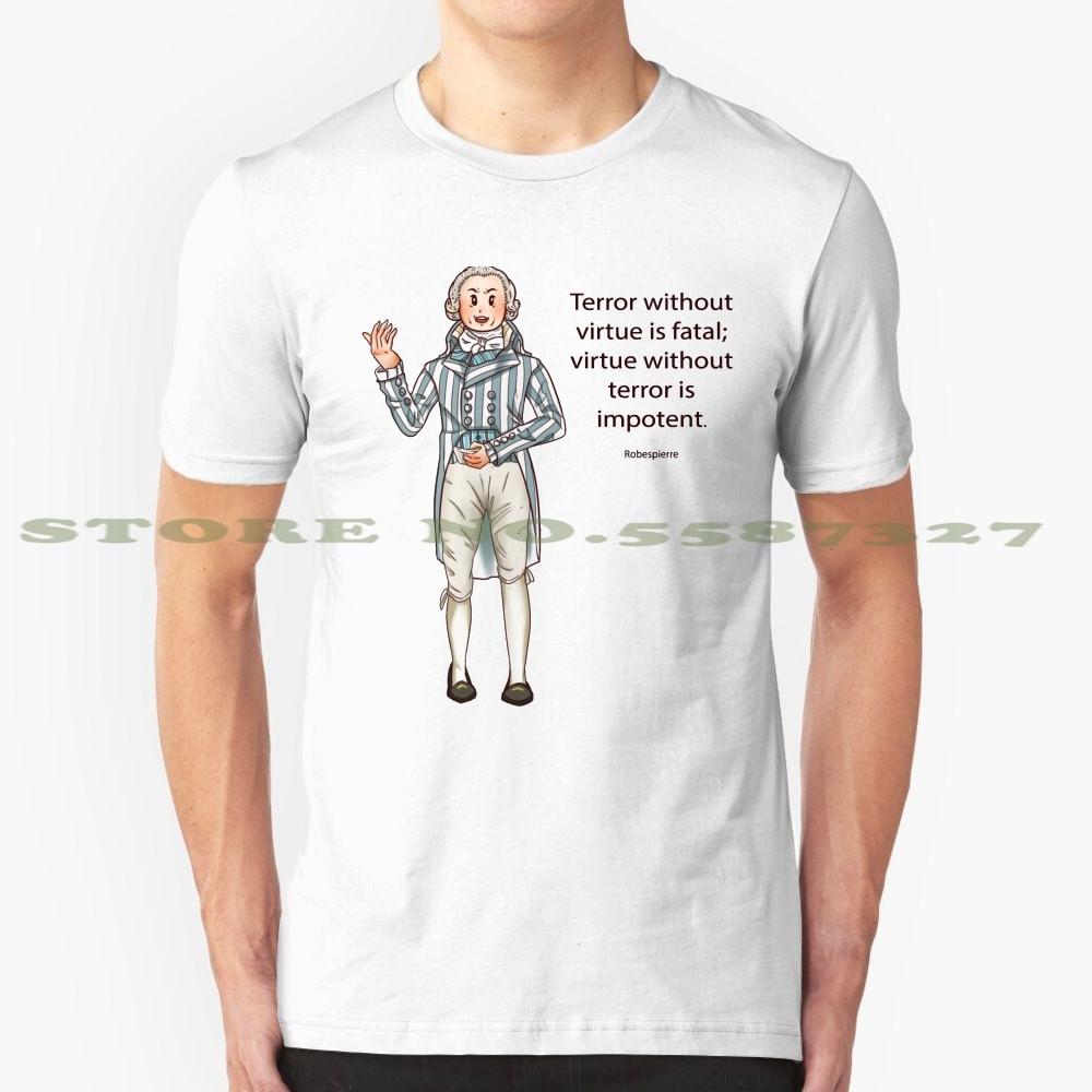 Робеспьер-террор без добродетели является фатальным, добродетель без террора является бессильной графикой на заказ забавная горячая Распр...