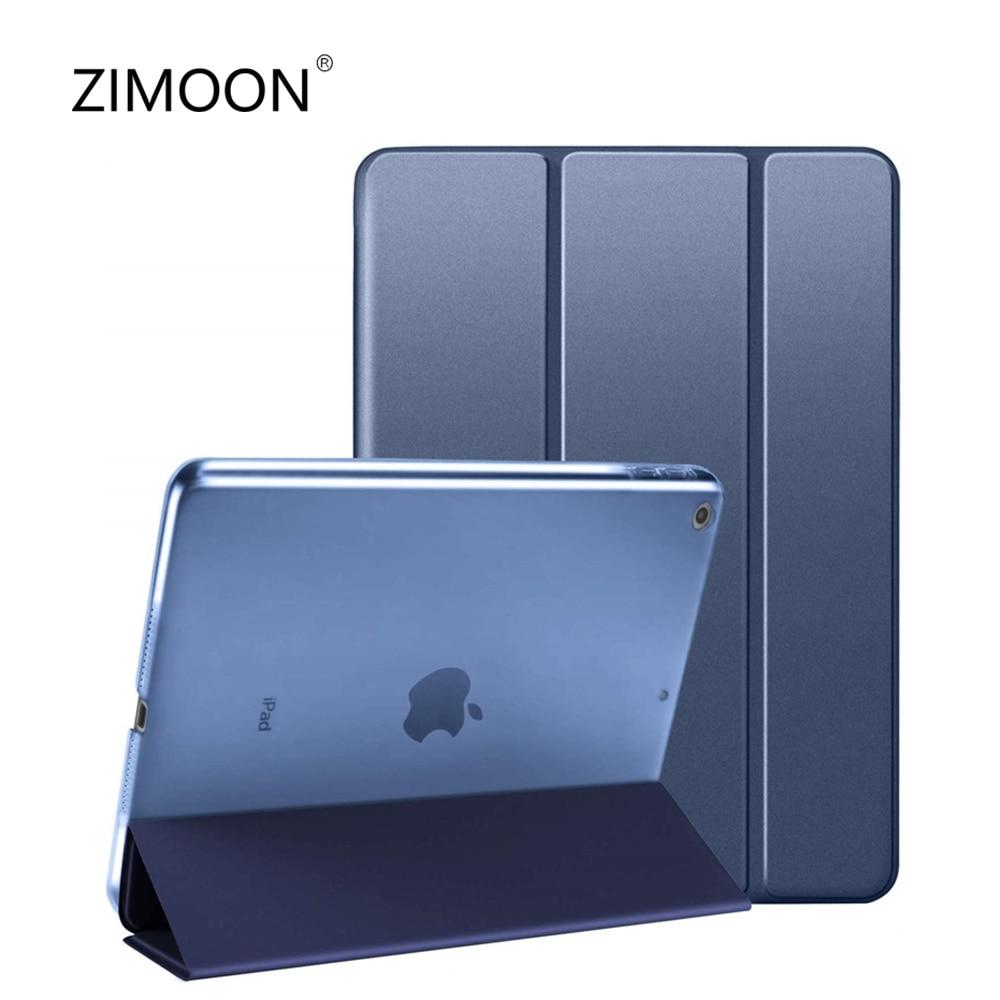 Case for iPad mini 2/3/4/5 for iPad 9.7 2017 2018 Air 2/3 Smart Cover for iPad 2/3/4 Pro 9.7/10.5/11 Hard Case for iPad 10.2