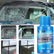 Nettoyant de vitres de voiture   Nettoyant de pare-brise de voiture, nettoyage dessuie-glace tablettes effervescentes, accessoires de voiture, nettoyeur de vitres solide, essuie-glace fin transparent