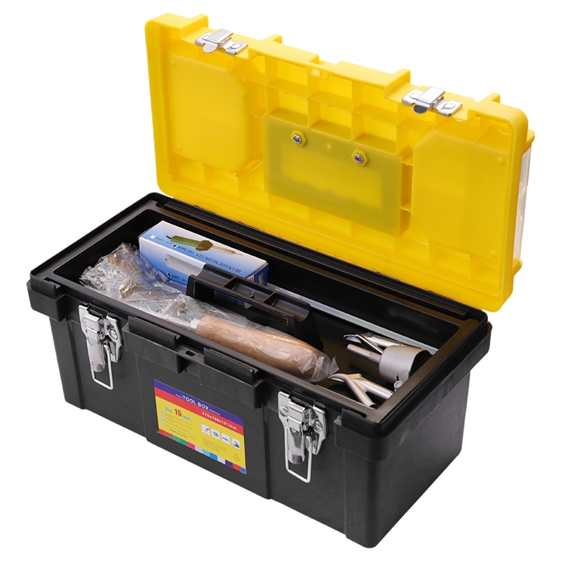1600W Plastic Welder Welding Tool Heat Heating Gun Torch Hot Air Pistol PVC Welder Machine Kit Set With Butterfly Flooring enlarge