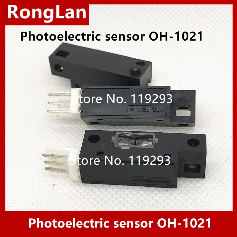[BELLA] interruptor Foto. Interruptores fotoelétricos reflexivos do sensor fotoelétrico. Photocell importado oh-1021 -- 10 pçs/lote