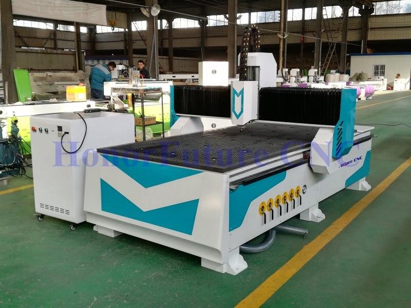 Оборудование для производства мебели фрезерный станок с ЧПУ 4 оси, 1325 фрезерный станок с ЧПУ, станок для изготовления знаков 1325 1530 2030 2040