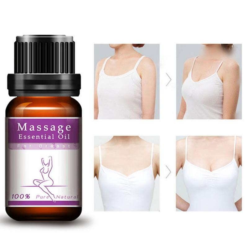 1PC Useful Plant Breast Enhance Massage care essential oil Chest Care Firming Lifting Create the perfect chest shape Skin Care