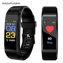 2019 New Smart Watch Men Women Heart Rate Monitor Blood Pressure Fitness Tracker Smartwatch Sport Wa