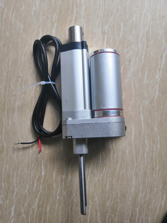 التلقائي اليد بدوره 12 v24v تيار مستمر مضرب كهربائي النار مدفع المياه موتور الخطي موتور نافذة المحرك 40 مللي متر