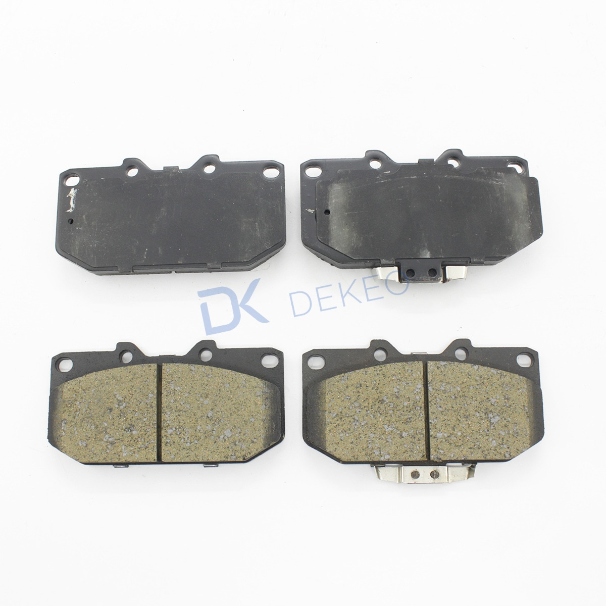 DEKEO автомобильные тормозные колодки передние для Nissan 300ZX (Z31) (Z32) 3.0L Subaru Impreza (WRX) 2,0 T (Segment WRX STi) 2,0 T 2,5 T 4 шт