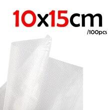 10*15cm 100pcs/bag Vacuum Bag Keeping Fresh Food Storage Bags Preservation For Vacuum Sealing Machine Eggs