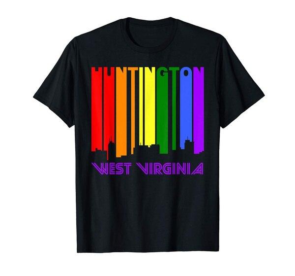 Huntington West Virginia de camiseta