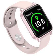 B58 montre intelligente hommes femmes sport étape fréquence cardiaque pression artérielle santé Smartwatch pour Apple IPhone Xiaomi Huawei Android
