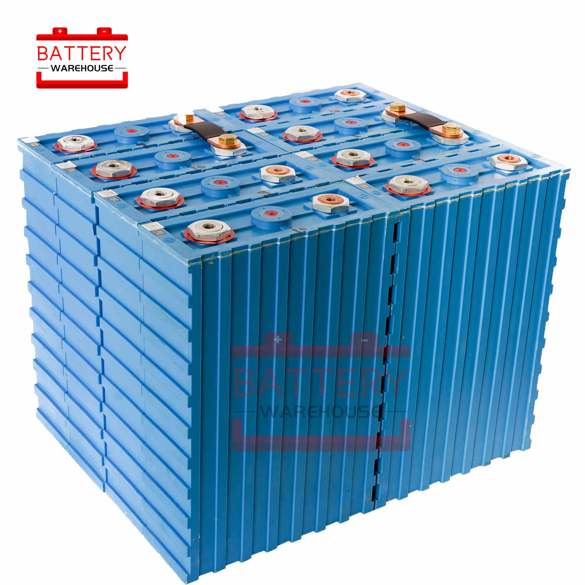 CALB 32 шт. 3.2V180ah LiFePo4 аккумуляторная батарея SE180AHA 96 в 48v200AH 24 В для упаковки EV солнечные батареи США ЕС AU без налогов