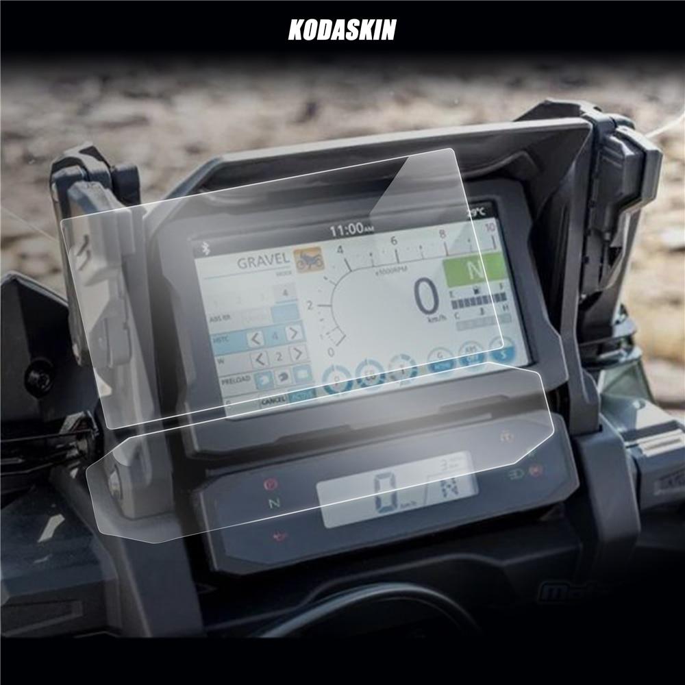Película de protección contra rayaduras de panel para motocicleta, accesorios protectores de pantalla para Honda crf1100l CRF1100 L CRF 1100L africa twin 2020