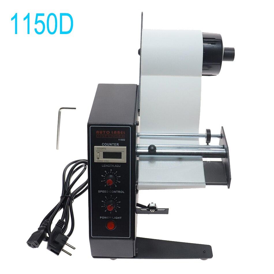 1150D تسمية آلة تسمية طابعة باركود استلام الحرارية أو تسمية طابعة طابعة باركود حرارية طابعة باركود 220 فولت التلقائي تجريد