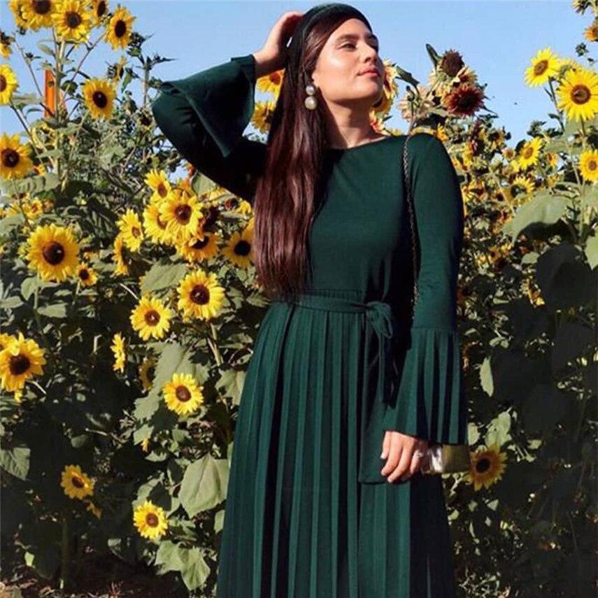 Eid Mubarak Abaya Dubai Turkey Muslim Fashion Hijab Dress Kaftan Caftan Marocain Islam Clothing Dresses for Women Robe Musulman