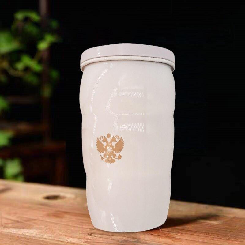 2019 Hot Sale Putin's Same Thermal Cup Putin Same Mug Trump Putin G20 Toasted Thermal Cups Ceramic Cups For Home Office
