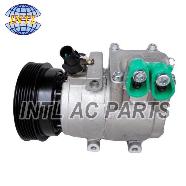 Halla-Hcc HS-15 HS15 97701-25200 97701-17000 9770125200 9770117000 auto air con ac compresor dla Hyundai Excel/Getz/Accent