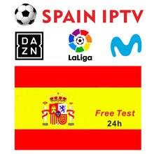 Стабильная Европа iptv m3u подписка Испания DAZN Португалия польский Бельгия турецкий Movistar UK hd ТВ код бесплатный тест для android box