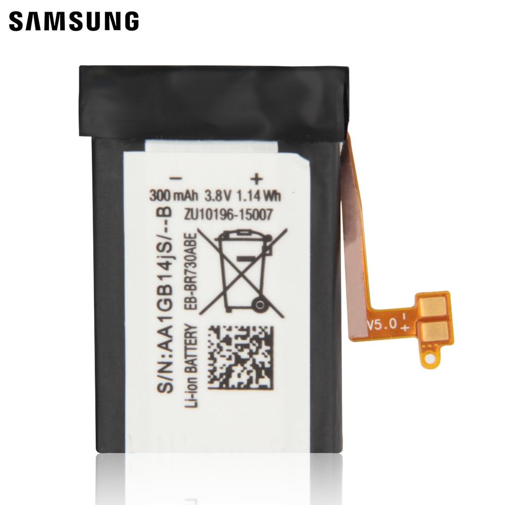 Original Battery EB-BR730ABE For Samsung Gear S2 3G R730 SM-R735 SM-R730A SM-R730V SM-R600 SM-R730S SM-R730T SM-R735T SM-R735V enlarge