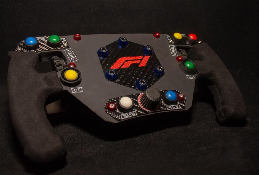 FOR logitech g29 thrustmaster logitech g27 FANATEC OSW Formula One steering wheel sim racing